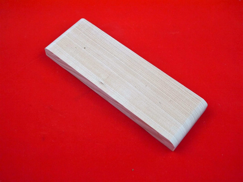 木製砥石台
