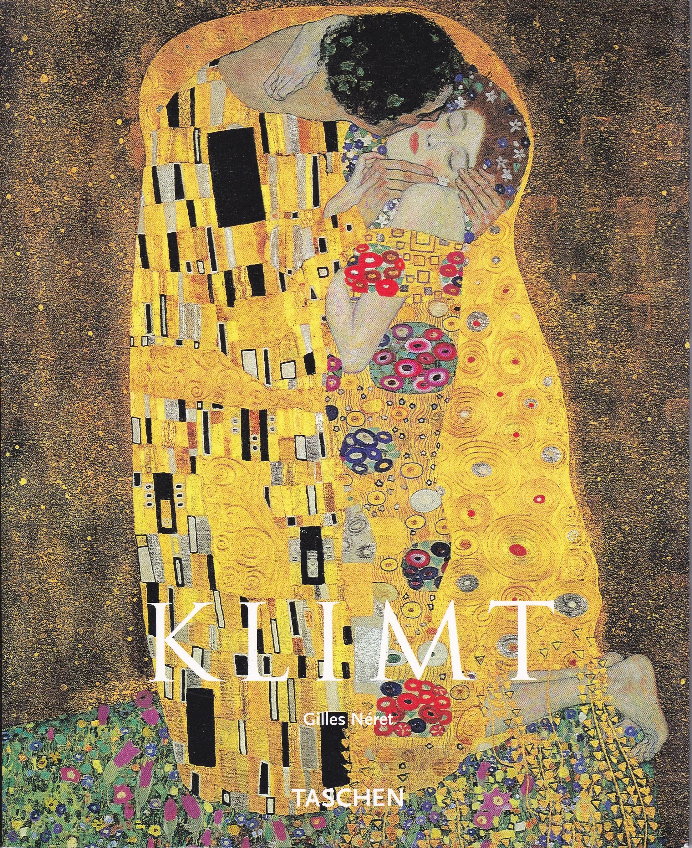 英語 TAZCHEN 「KLIMT」 Gilles Neret