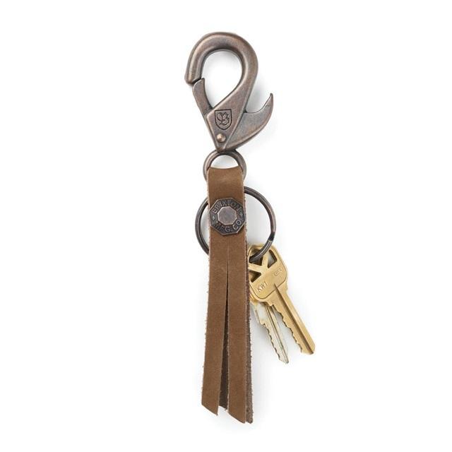 BRIXTON #Poods II Key Chain