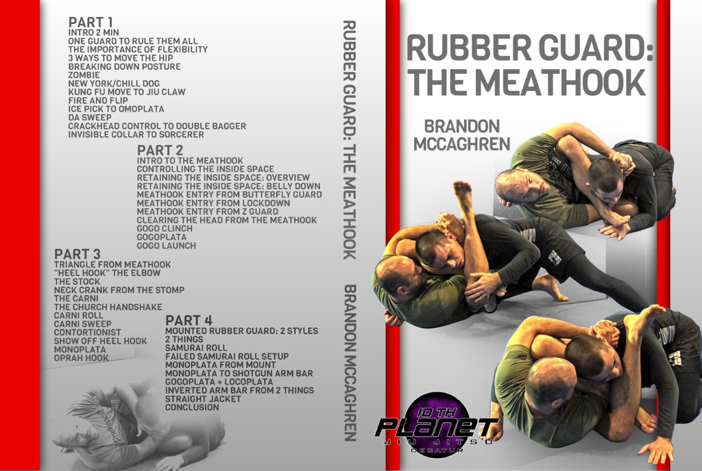 【お取り寄せ中です】ラバーガード: THE MEATHOOK BY ブランド・マカグレン