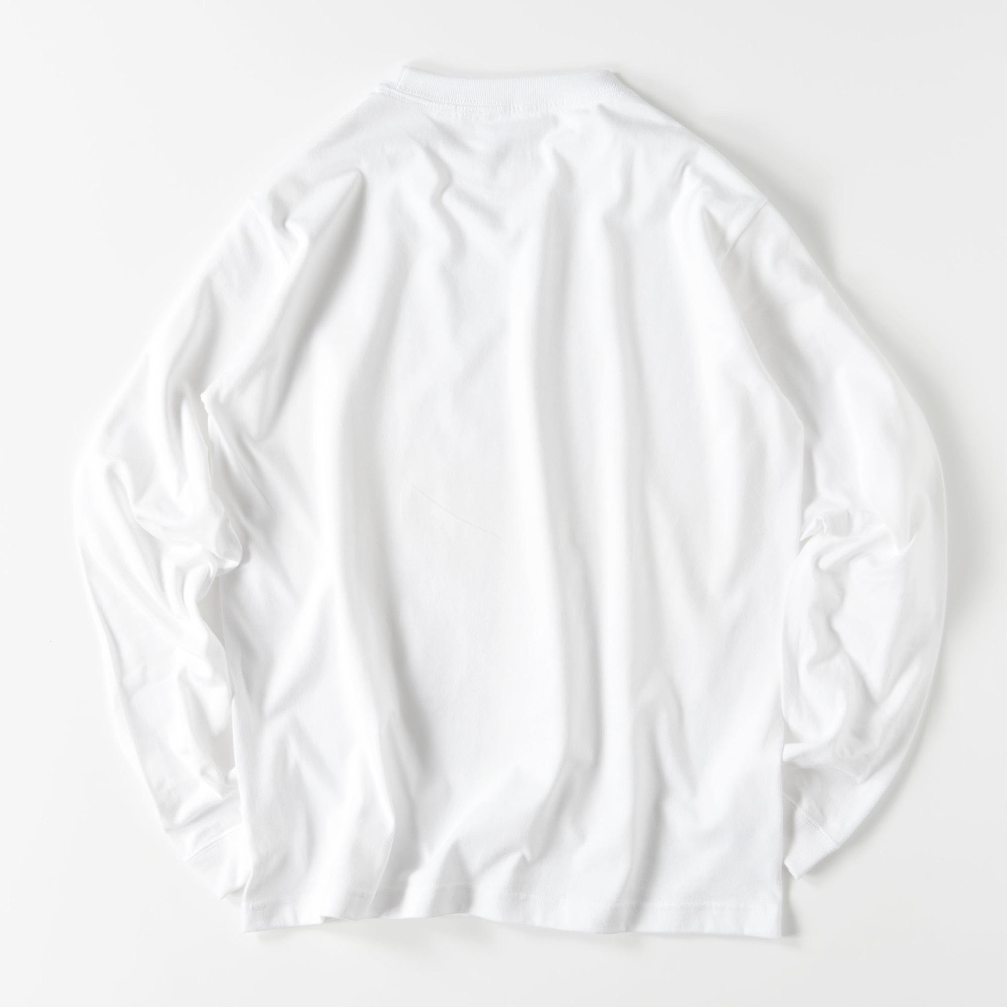 PANDA/WHT/モノトーン【シンプルデザインTシャツ】©mayu_color.888