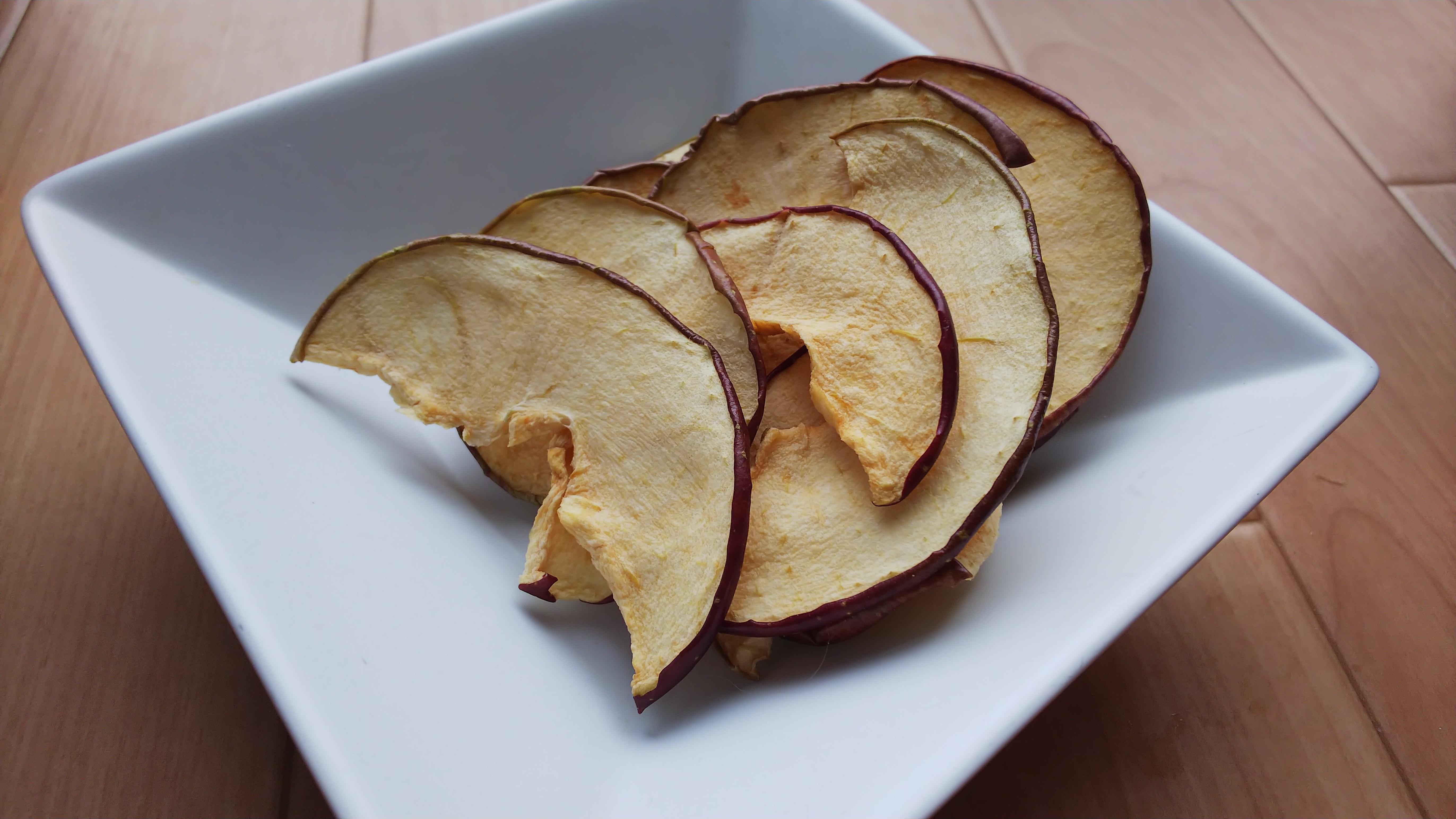信州わんわんジャーキー  りんごチップス 20g  無添加