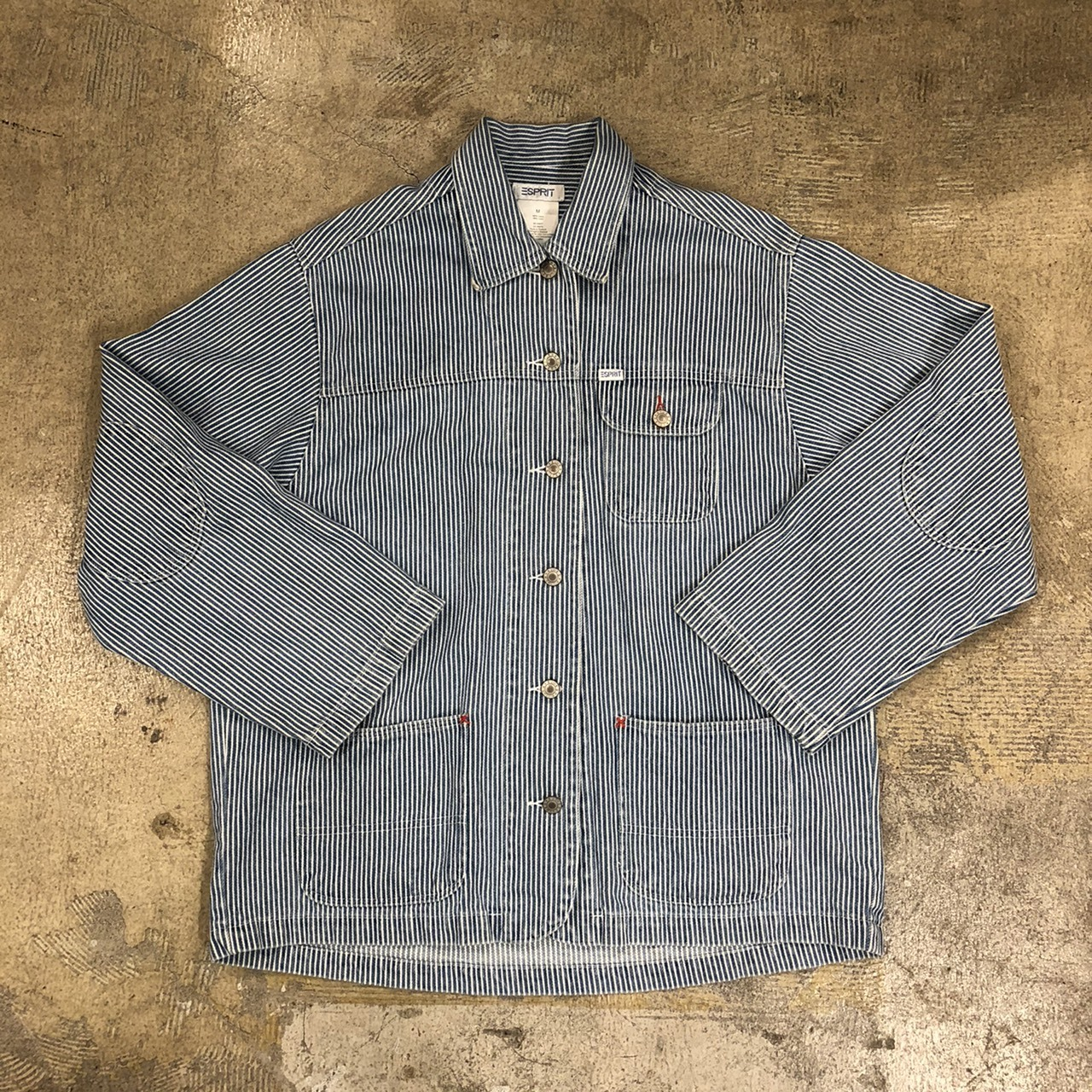 Sprit Hickory Coverall Jacket ¥7,800+tax