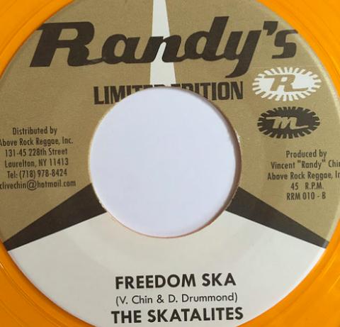 The Skatalites(スカタライツ) - Black Joe【7'】