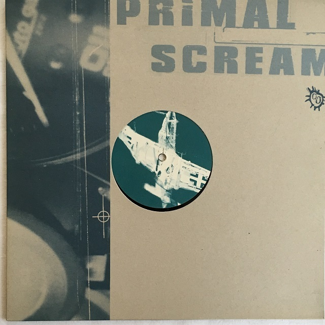 【12inch・英盤】Primal Scream / If They Move Kill 'Em (Kevin Shields Mix)