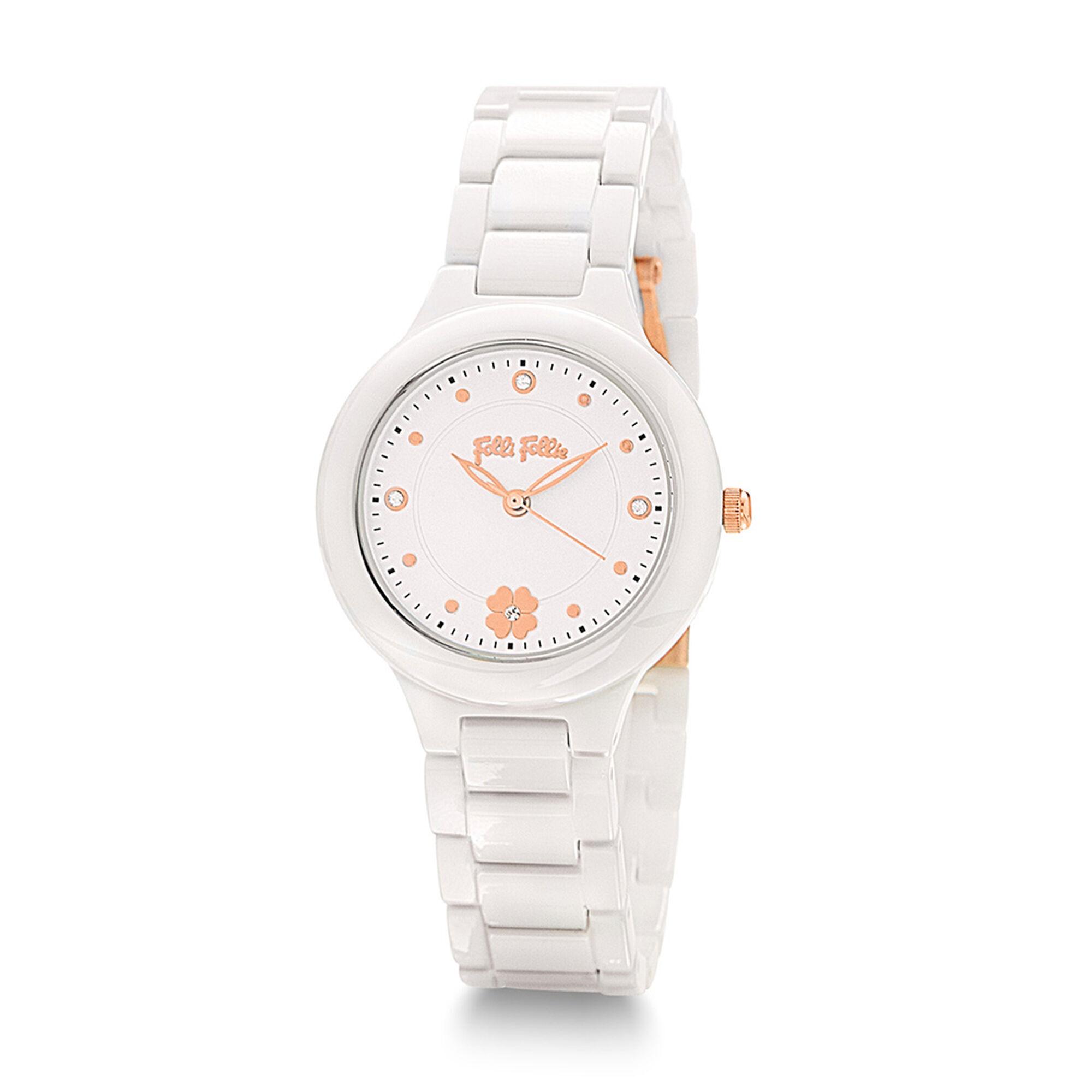 H4H FLORAL セラミックウォッチ/腕時計 ¥44,000↓