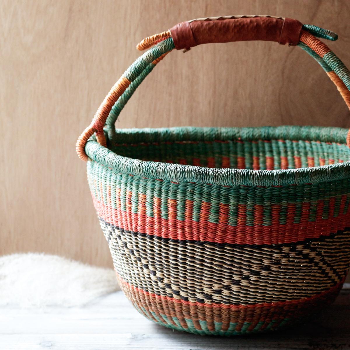 Bolga Basket Round / L 9