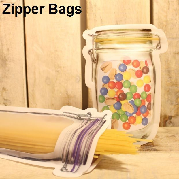 Zipper Bags ジッパーバッグ