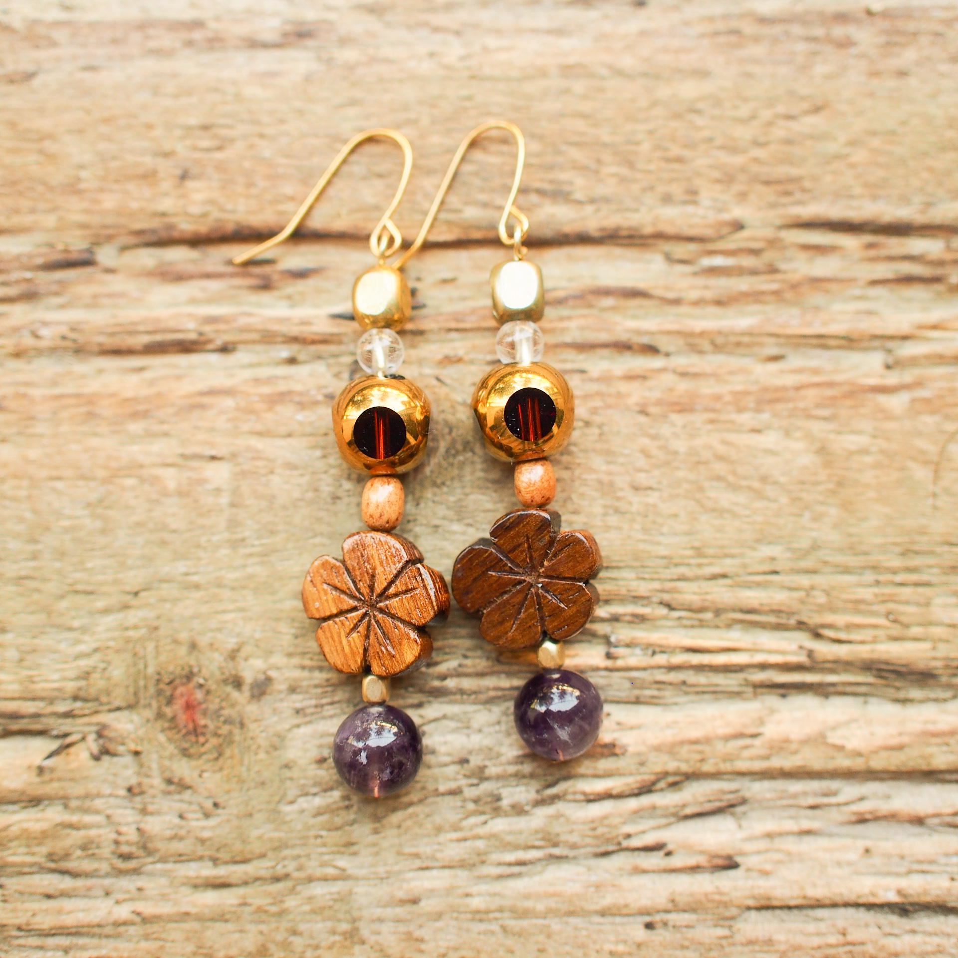 Beads Accessory ×【amethyst】
