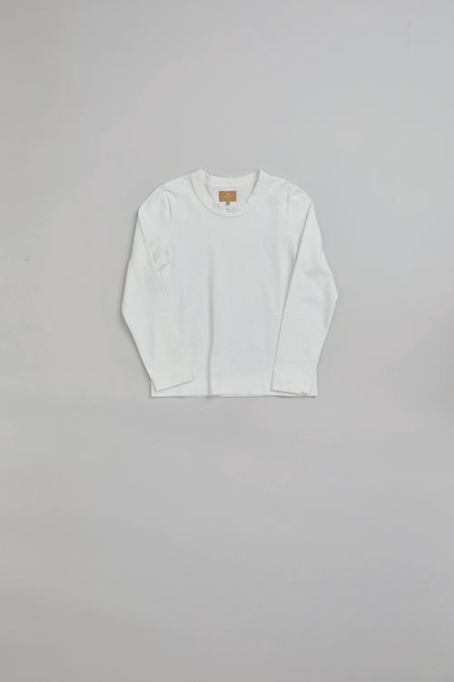 クルーネックティーシャツ / CREW NECK- LONG SLEEVE