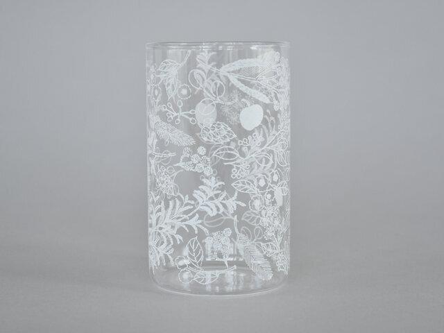 松尾ミユキ 耐熱グラス Forest