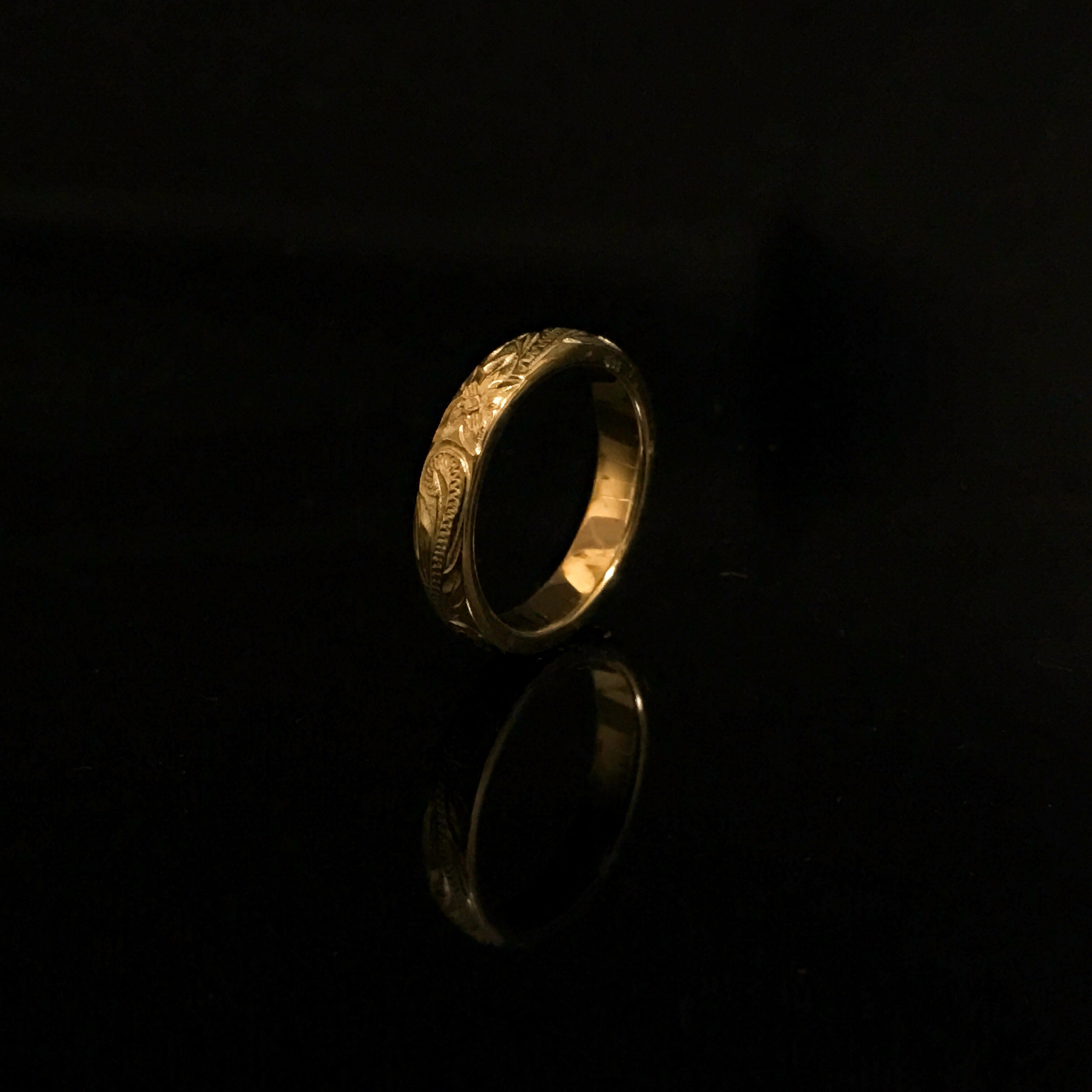 Hawaiian jewelry ring