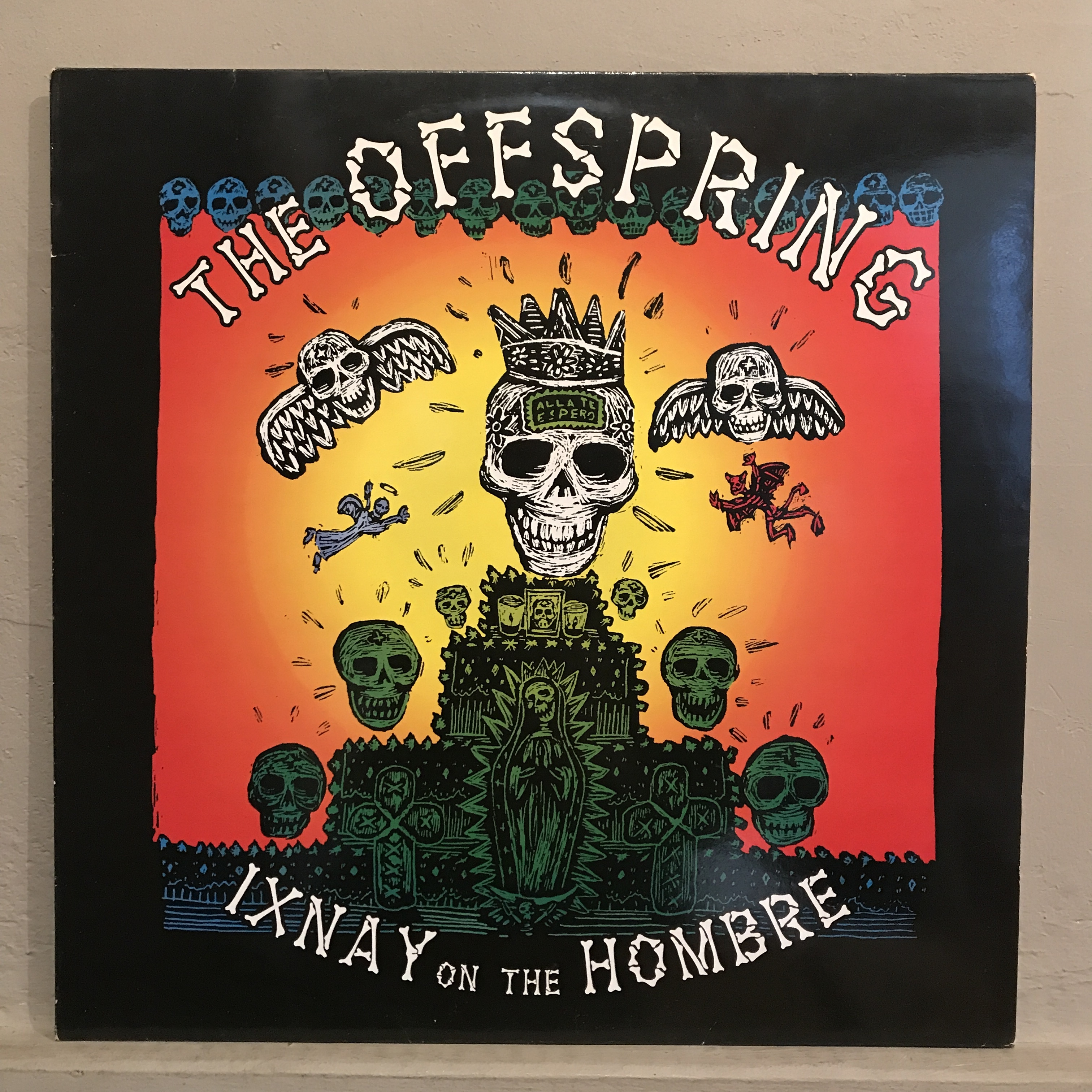●THE OFFSPRING / IXNAY ON THE HOMBRE