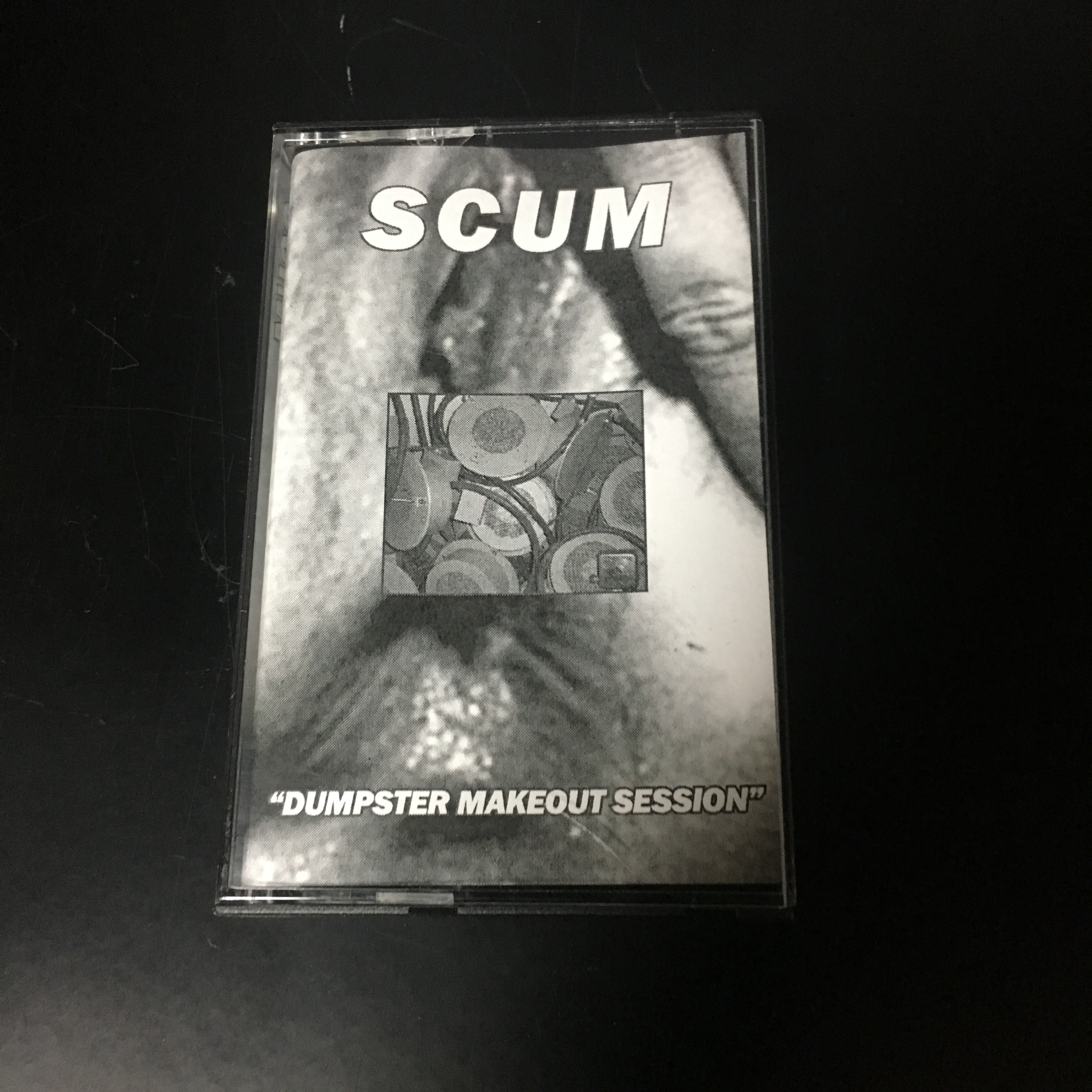 Scum – Dumpster Makeout Session(C40)USED