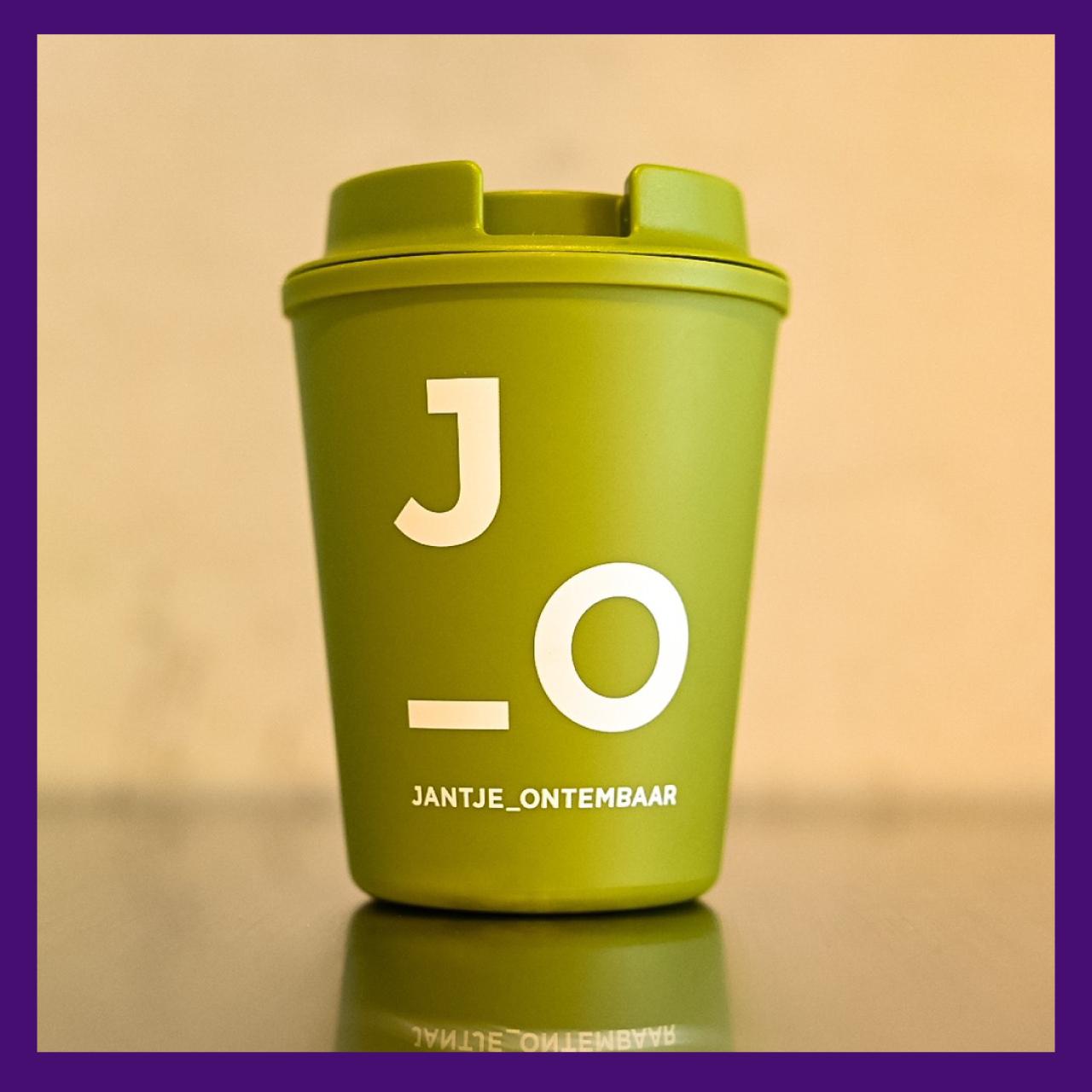 【カーキ】J_O MUG