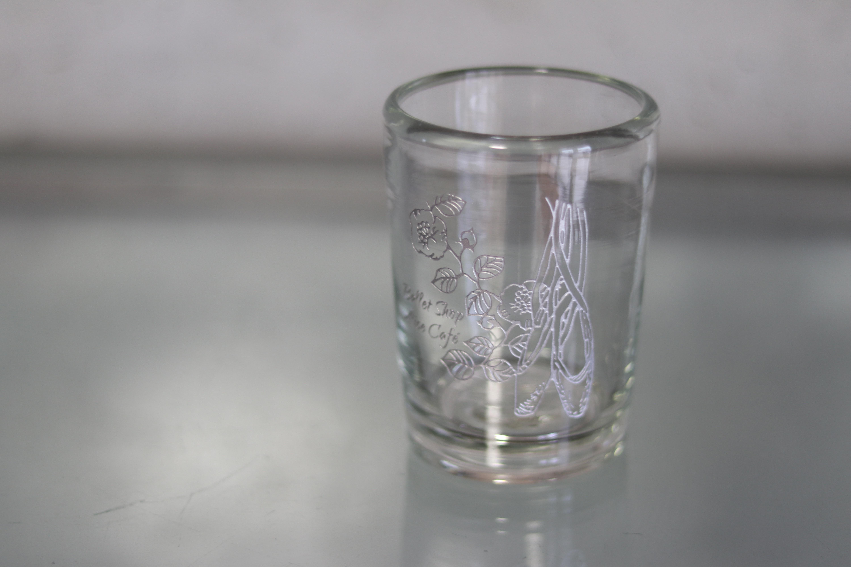 オリジナル琉球ガラス:グラス トゥシューズ③