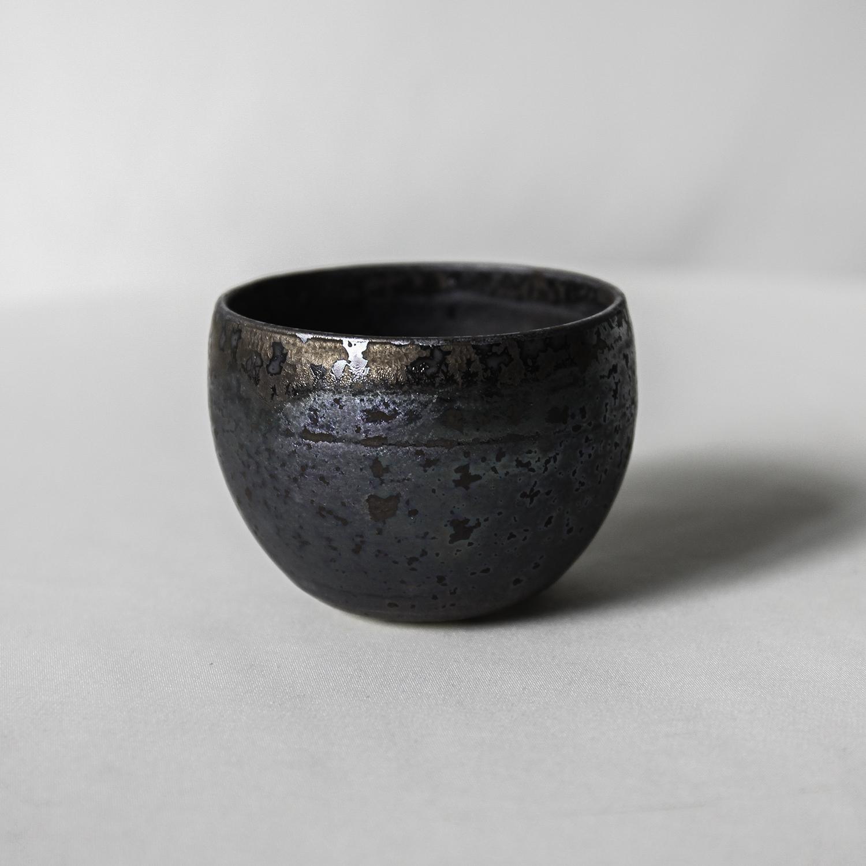 Bowl Pot(黒煌)XS