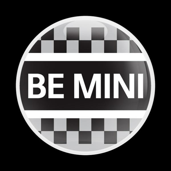ゴーバッジ(ドーム)(CD0057 - BE MINI) - 画像1