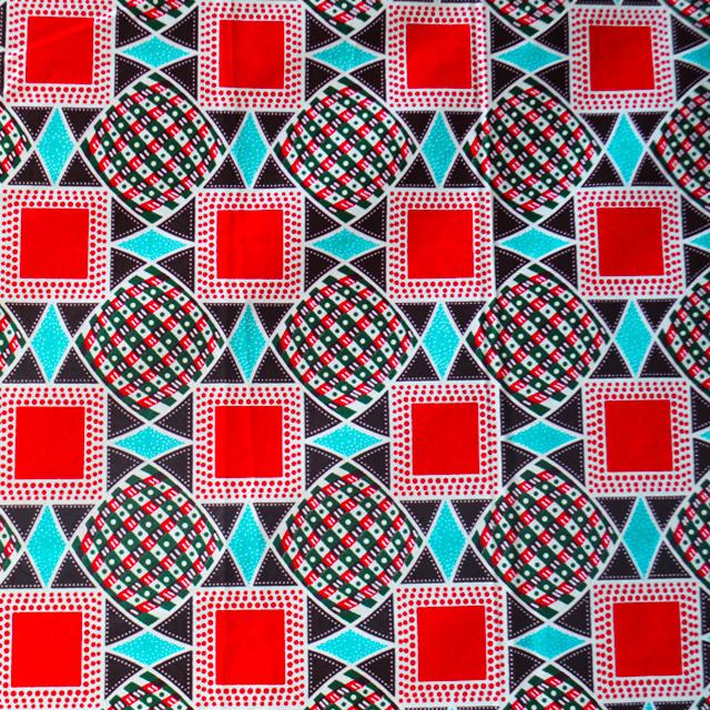 アフリカ布1ヤード(パズル)
