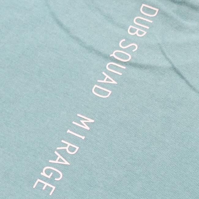 DUB SQUAD - MIRAGE Tシャツ(グリーン) - 画像4