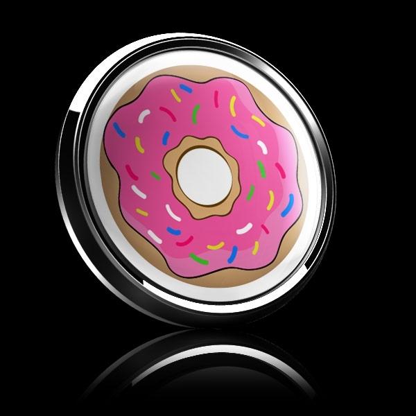 ゴーバッジ(ドーム)(CD0901 - Seasonal SPRINKLED DONUT) - 画像4