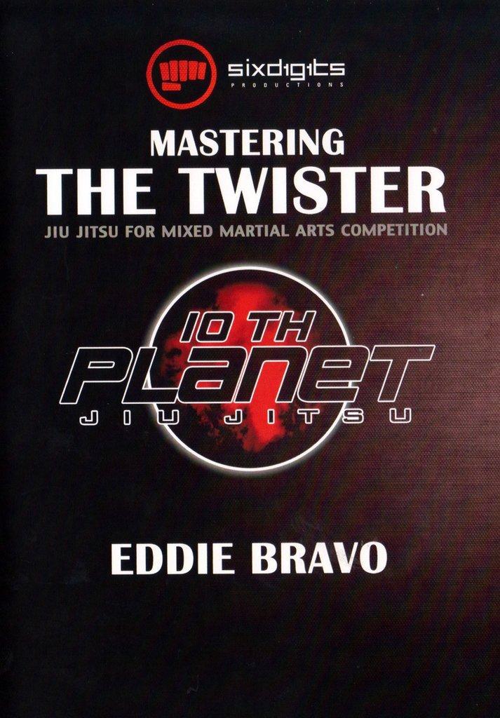 エディ・ブラボー ツイスターマスター MASTERING THE TWISTER BY EDDIE BRAVO (DVD)