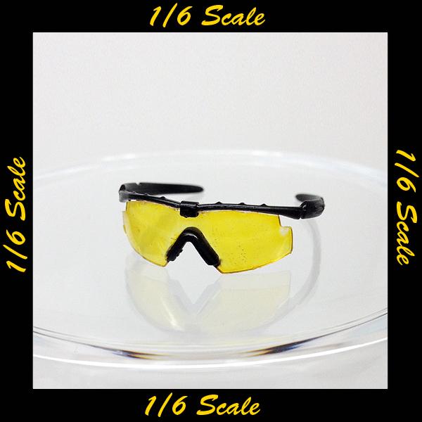 【01425】 1/6 Easy & Simple  シューティング サングラス