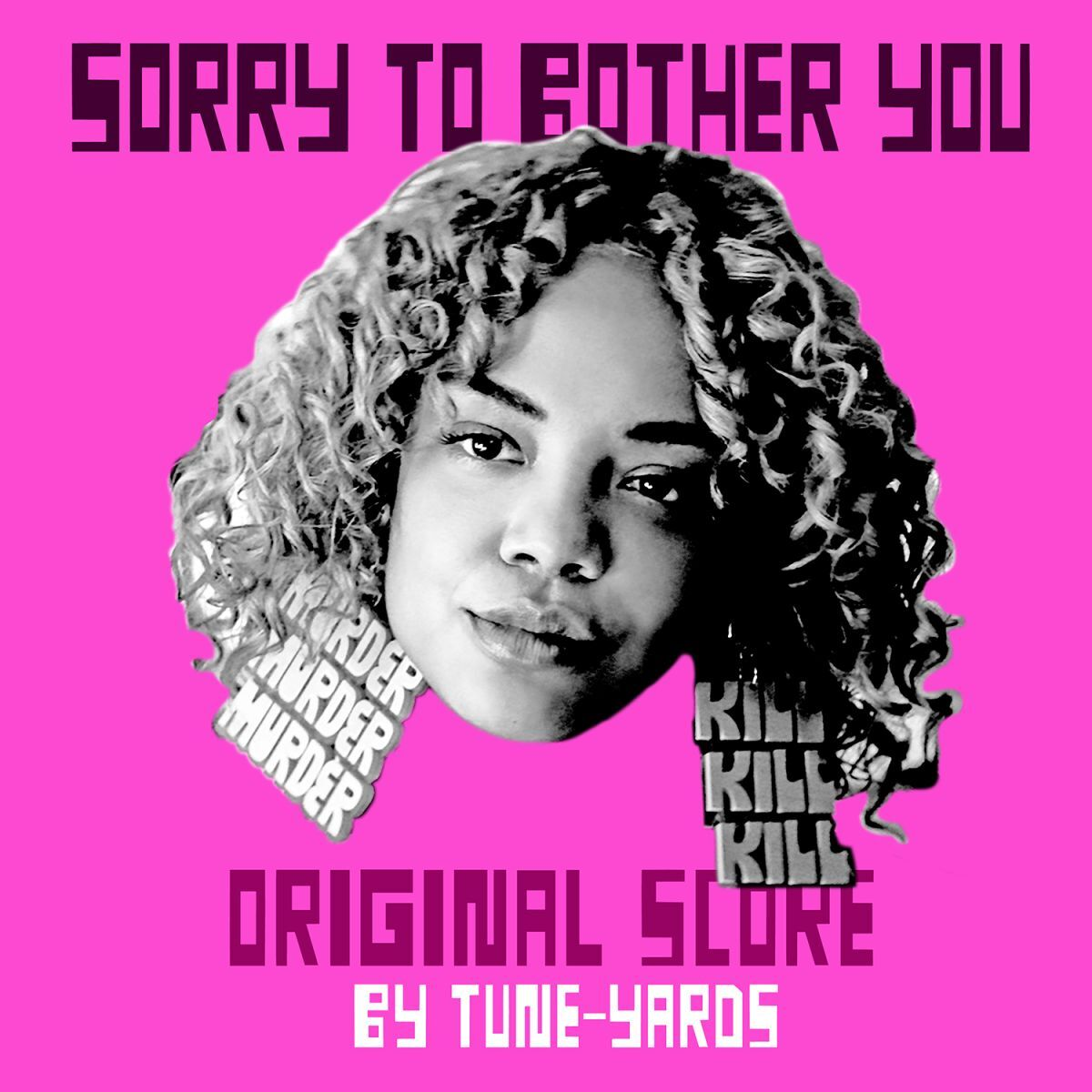 TUNE-YARDS - Sorry To Bother You (Original Score) (LP)