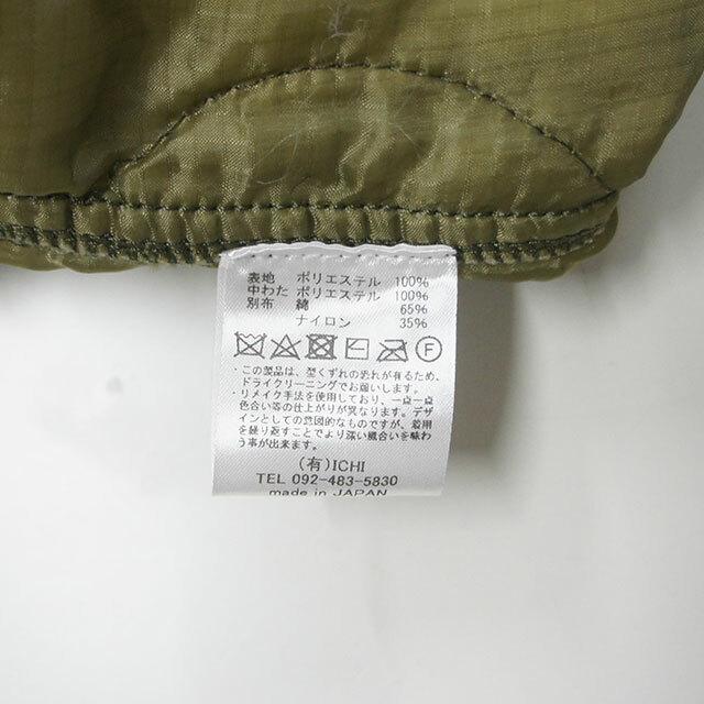 130GARMENT M65ライナーリメイクジャケット (品番a06)