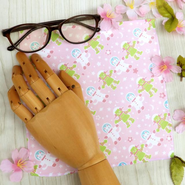 クリーナークロス - 宇宙フォークダンス 春限定カラー桜色宇宙