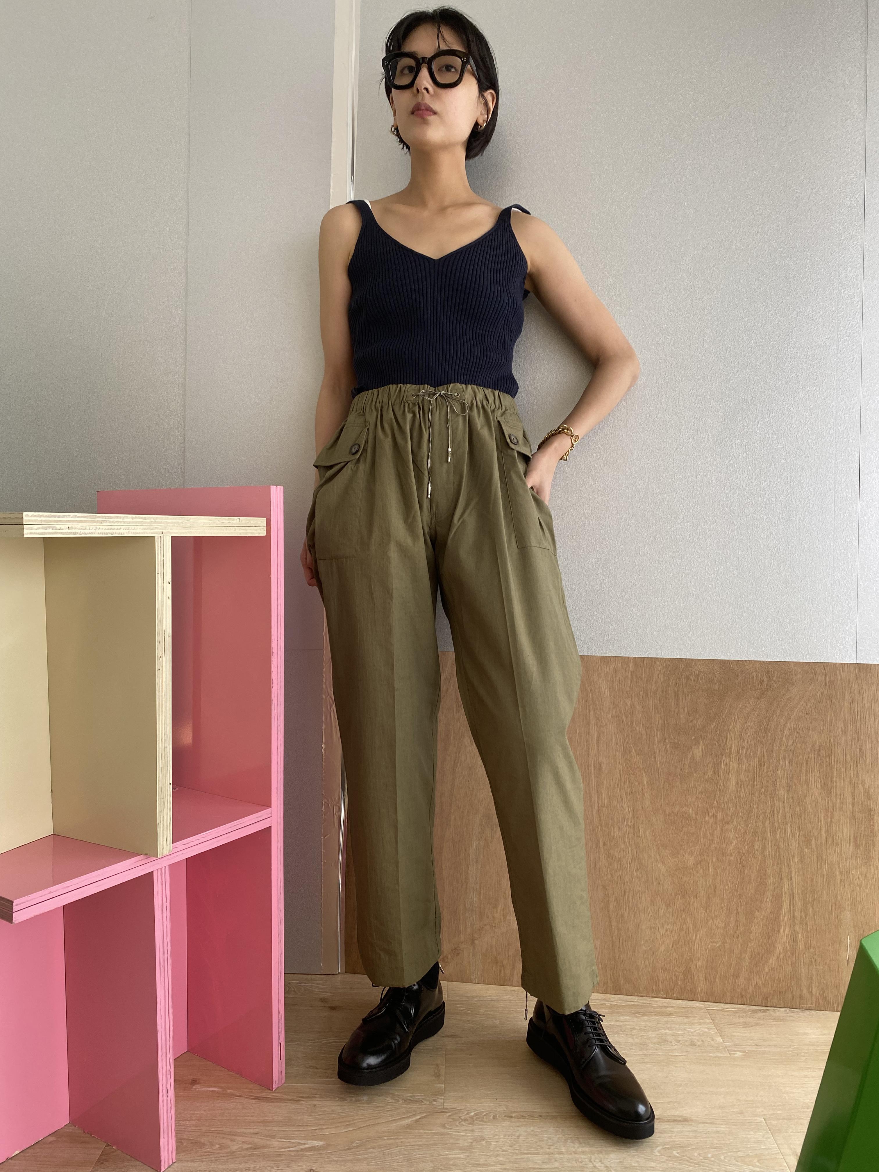 """Men's Big Pocket Trousers """"khaki"""""""