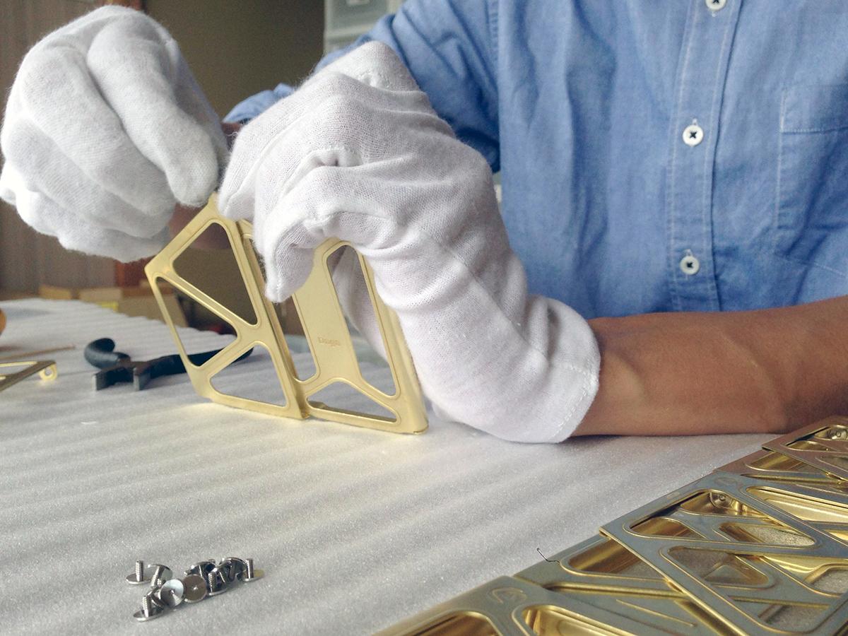 Brass Cardcase (SELF-BUILD) - 画像3