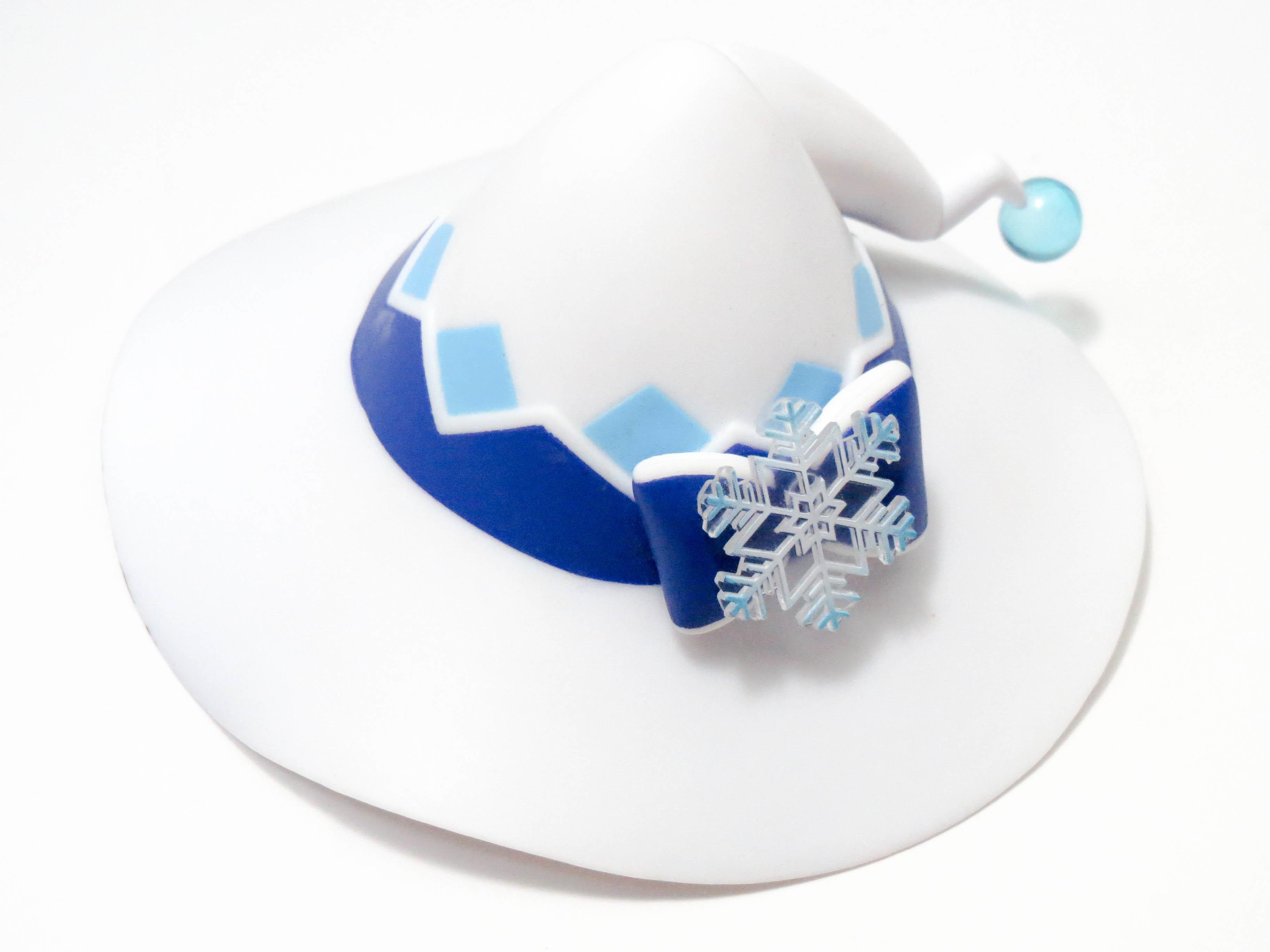 【380】 雪ミク Magical Snow Ver. 小物パーツ 帽子 ねんどろいど
