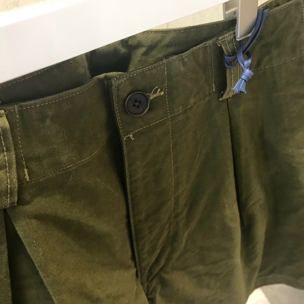 KUON  Army Tent  Pants