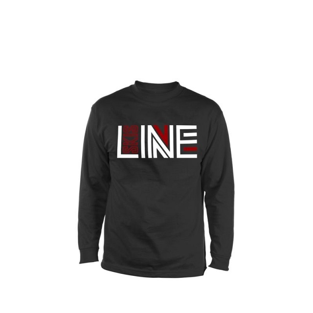 LINE LONG SLEEVE LOGO