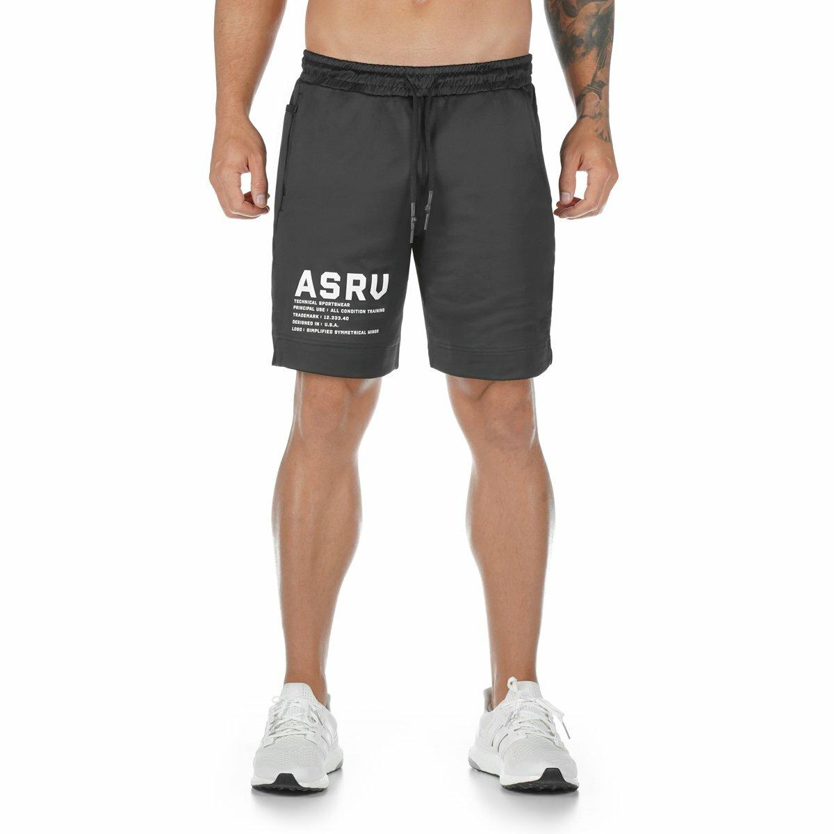 完売御礼【ASRV】SilverPlus®ユーティリティフィールドショーツ - Black