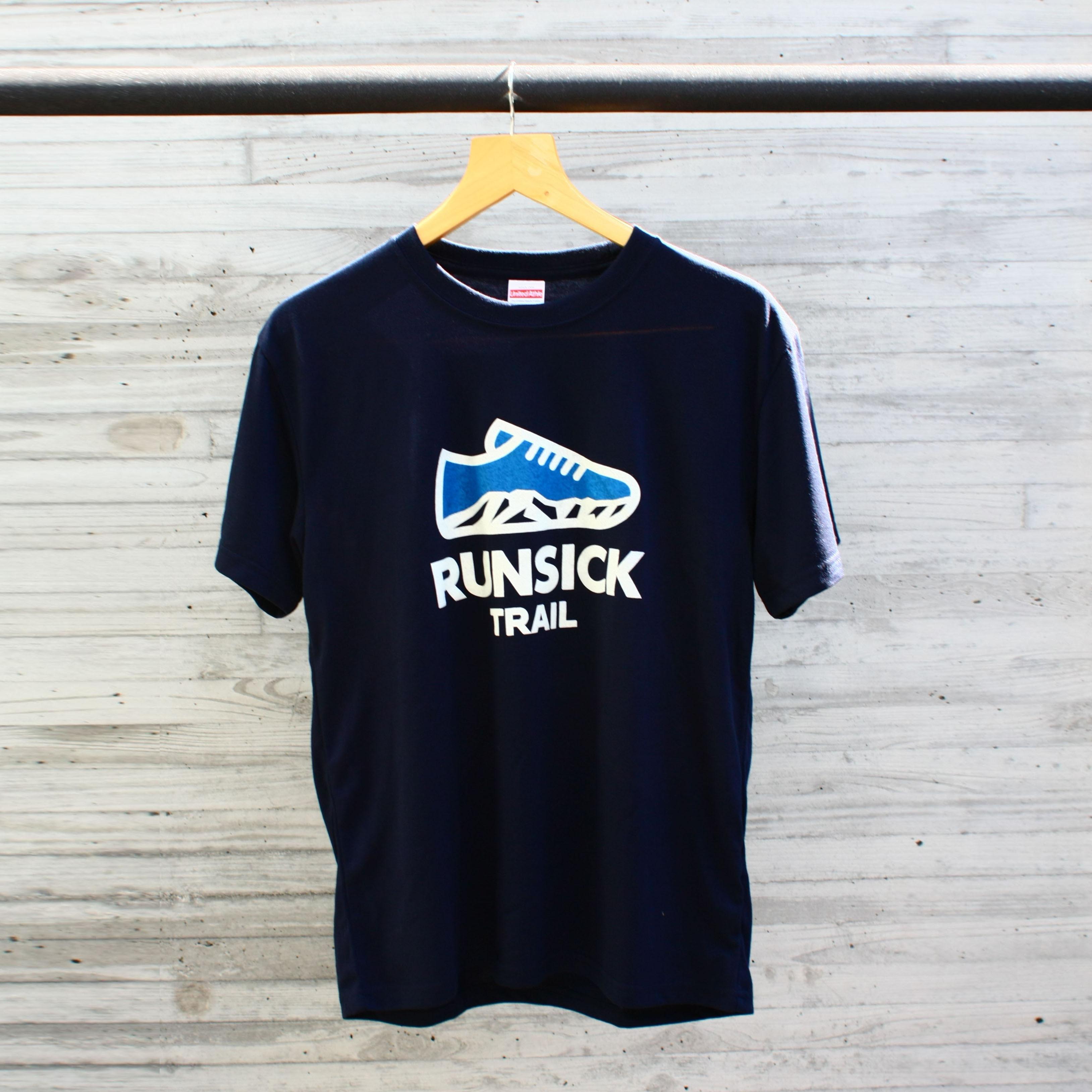 RUNSICK TRAIL T-SHIRTS