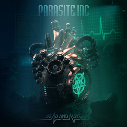 "【特典付き】PARASITE INC. ""Dead And Alive"""
