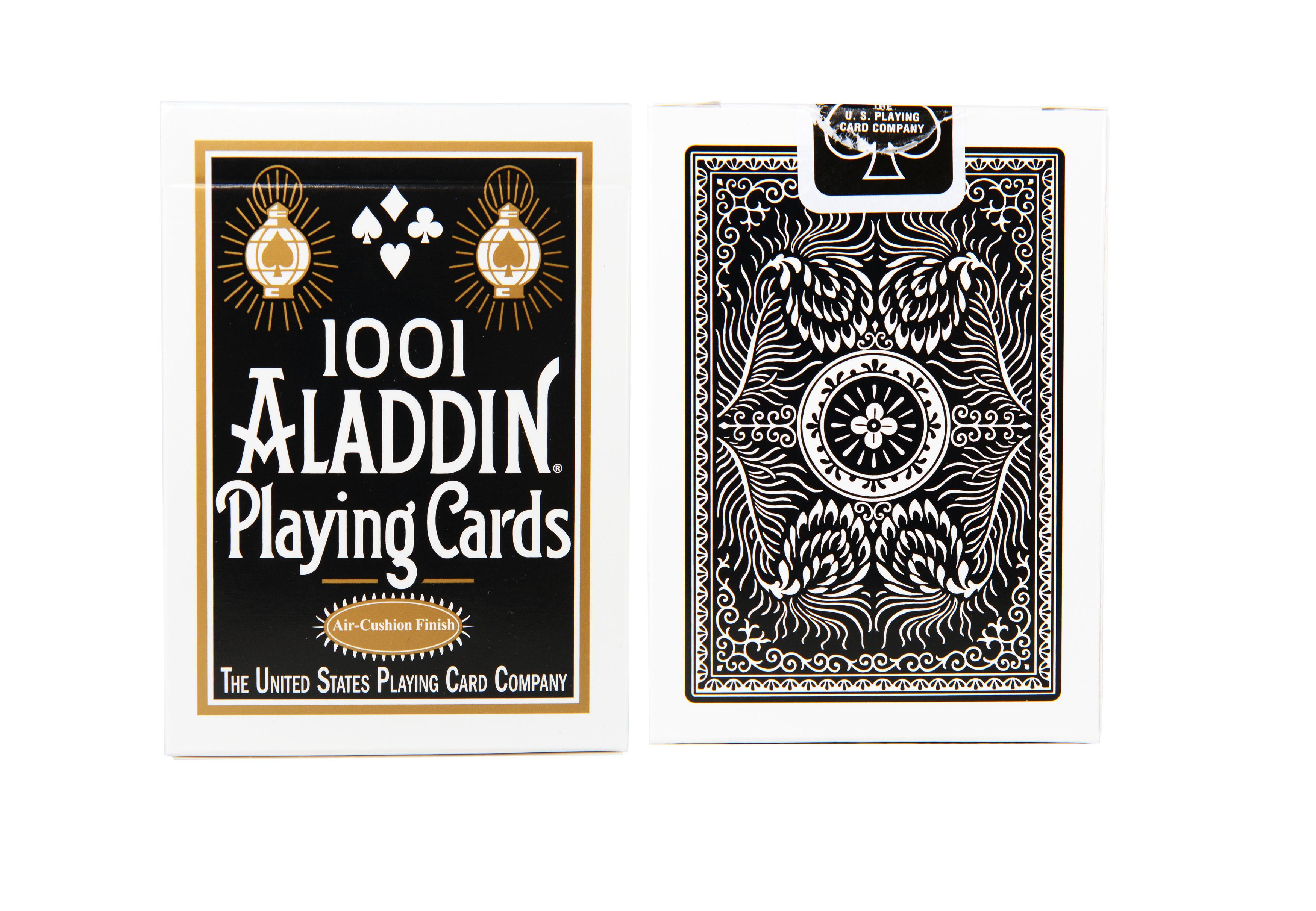 アラジン 黒色 (Aladdin 1001)