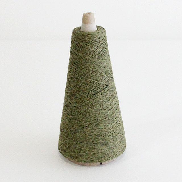 【天然草木染・ざくろ (GR)】綿糸 (90g)