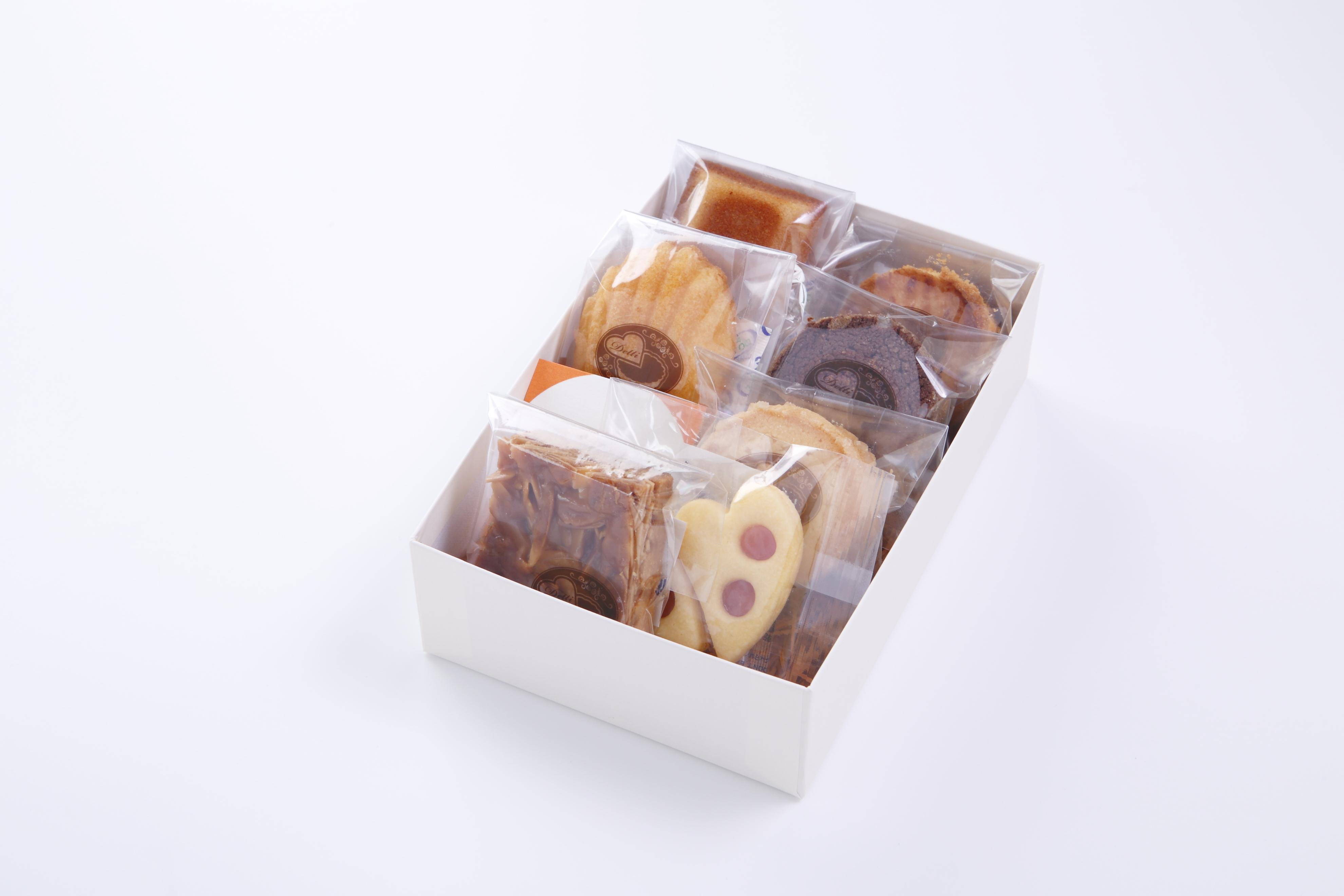 焼き菓子アソートメント ミニサイズ