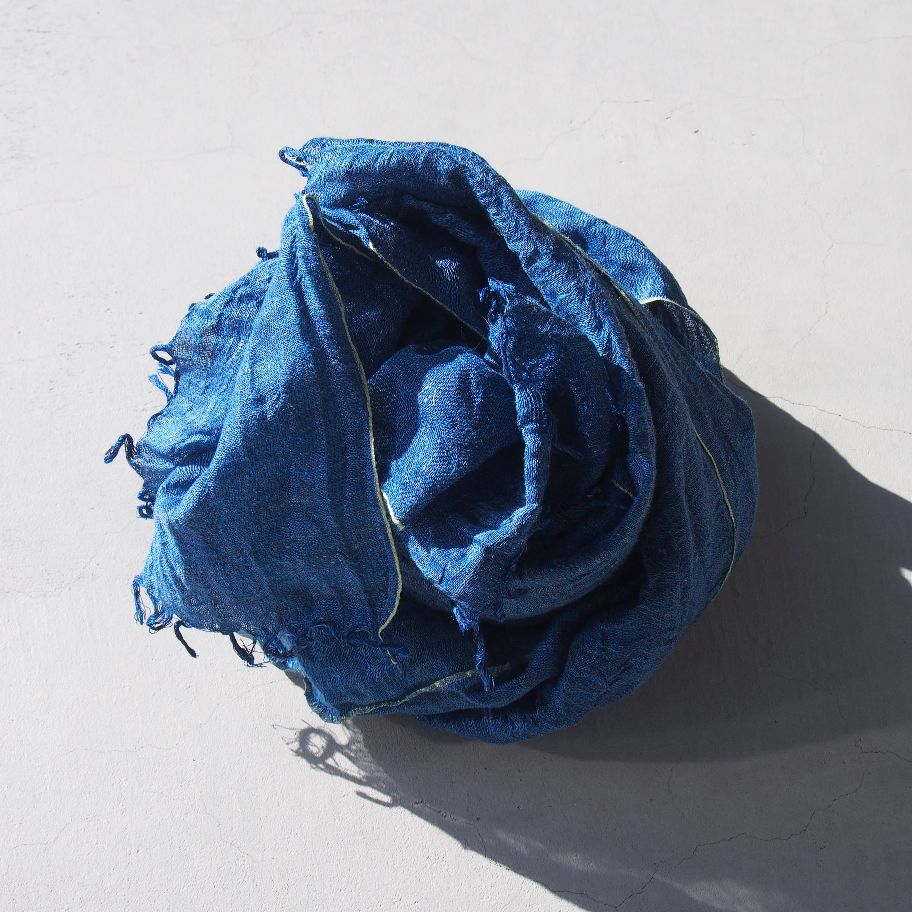 <30%OFF>COOVA ロングストール Blue