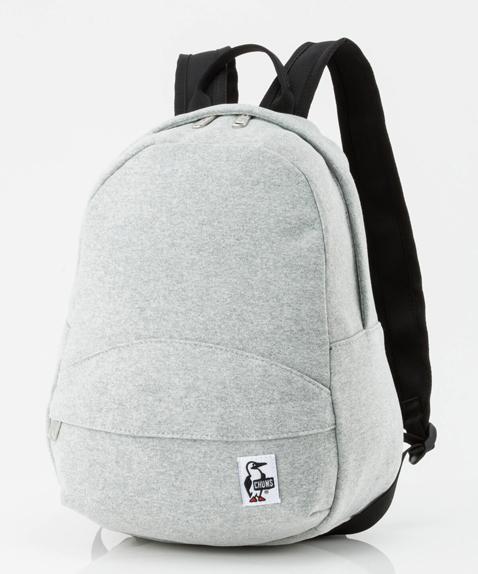 2018年春夏新作 CHUMS (チャムス) Sandy Small Day Pack (サンディースモールデイパック) H/Gray (H/グレー)