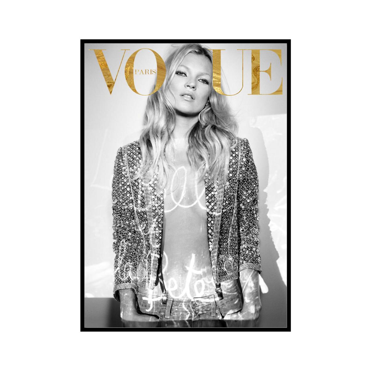"""""""VOGUE GM"""" Kate Moss - VOGUEシリーズ [SD-000577] A4サイズ ポスター単品"""