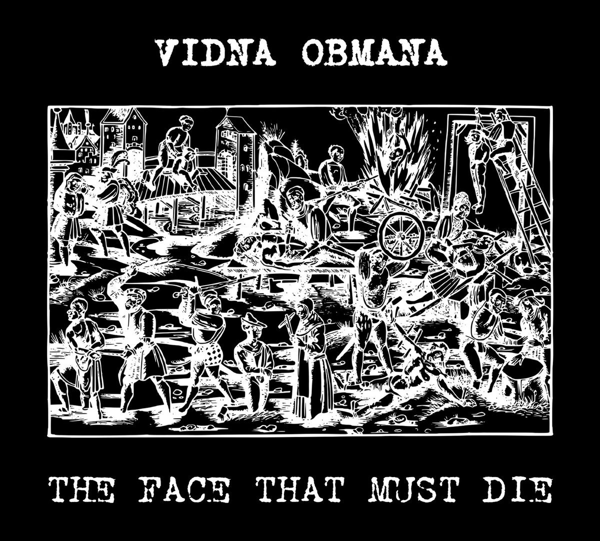 Vidna Obmana - The Face That Must Die CD - 画像1
