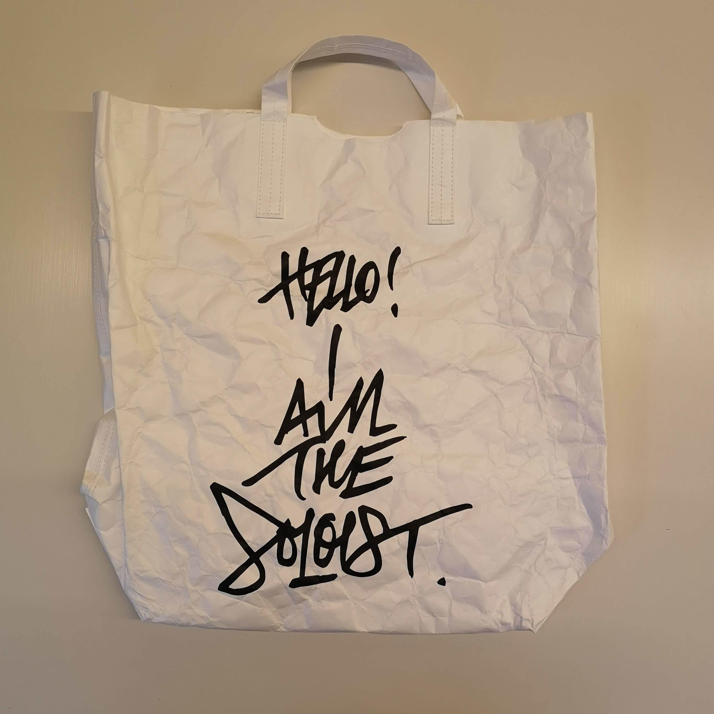 sa.0068bAW18 : shopping bag.-L-