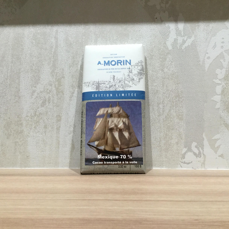 【CHOCOLATERIE-MORIN/ショコラトリーモラン】リミテッドエディション メキシコアネモス70%
