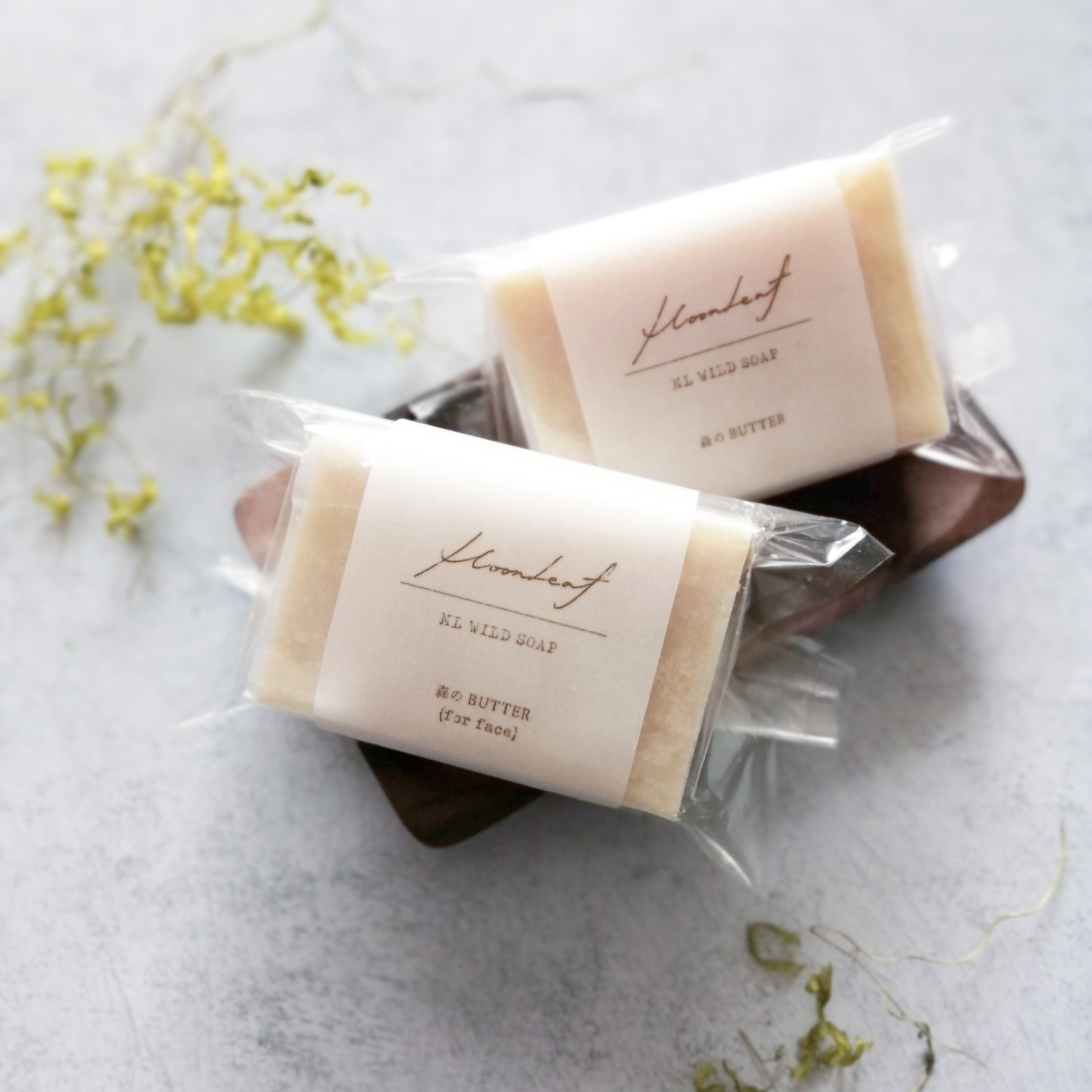 ML WILD SOAP (HONEY)