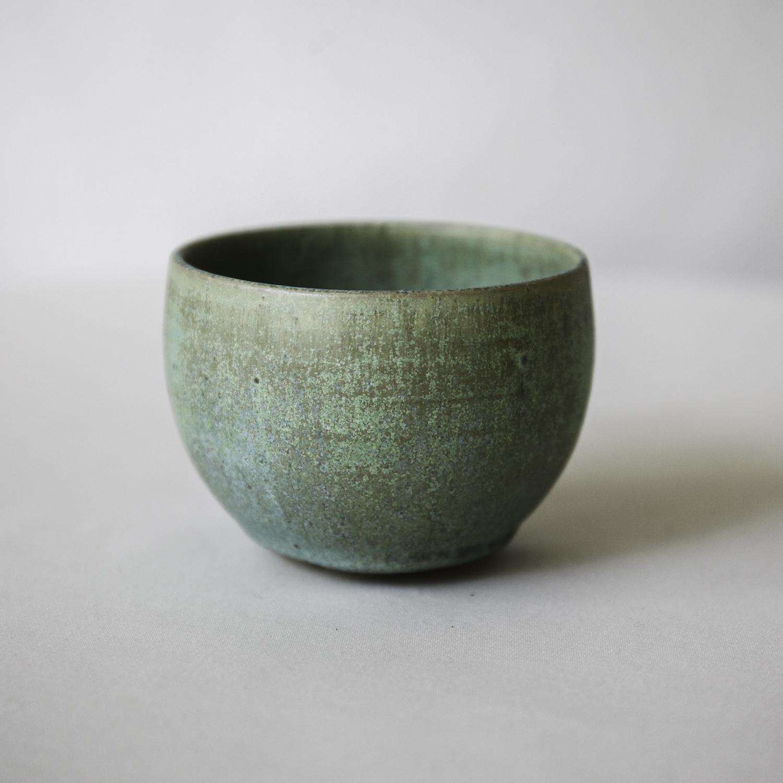 Bowl Pot(Nostalgia Green)※XS