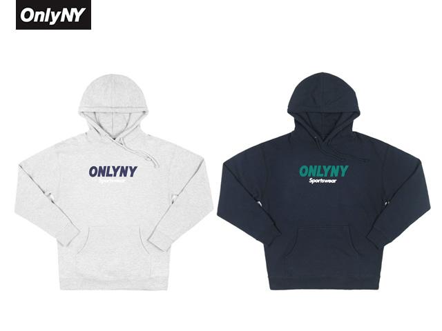 ONLY NY|Sportswear Hoody